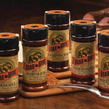 Bear Rubz Seasoning 5 Pack