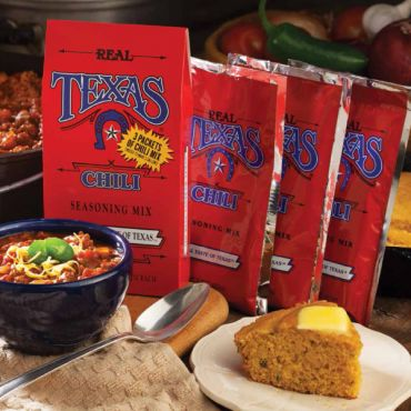 Real Texas Chili Mix (USPS Shipping Included!)