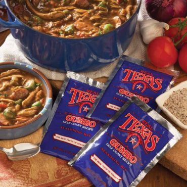 Real Texas Gumbo Mix (Shipping Included)