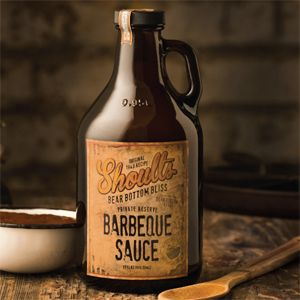 Bear Bottom BBQ Sauce Quart