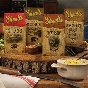 Shoults Soup Sampler