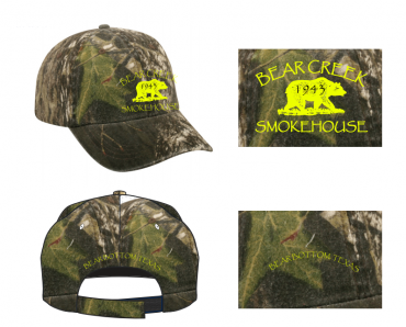 Camo/Yellow Unisex Hat >> Free Shipping