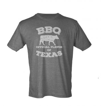 BBQ: The Official Flavor of Texas T-Shirt