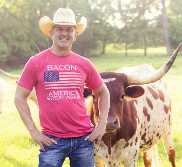 Bacon America Great Again Shirt