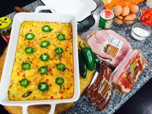 Bear Bottom Breakfast Casserole